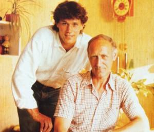 Marco van Basten en Joop van Basten